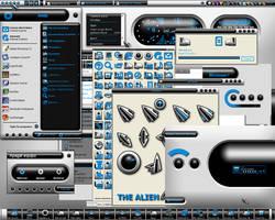 The Alien WS by jalentorn