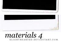 Materials 4