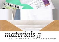 Materials 5 by xlighthearted