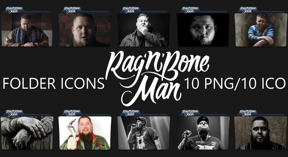 Rag'n'Bone Man Folder Icons Pack by ChrisNeville85