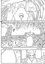 Naruto Gaiden Lineart chapter 2 page 12
