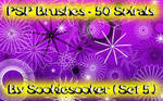 Free PSP Brushes 5 by Sookie