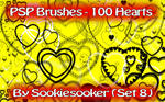 Free PSP Brushes 8 by Sookie