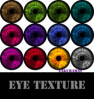 [Eye texture ] [+Download] by Metra-Philia