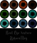 [ Real Eye texture ][+Download] #3
