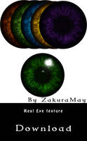[Real Eye Texture][+Download] by Metra-Philia