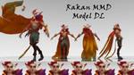 Rakan MMD Model DL