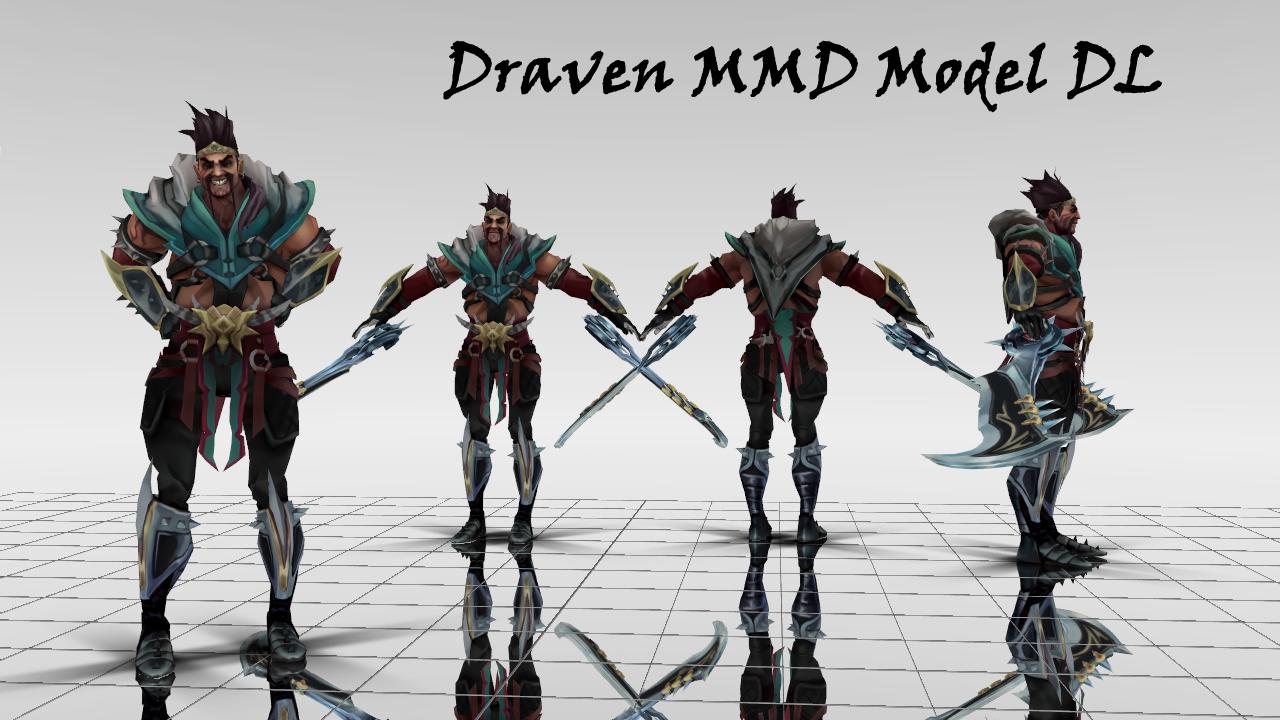 MMD Self model DL Update hahaha by Annachan13 on DeviantArt