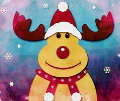 I wish you all Happy Holidays by AStoKo