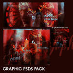 GRAPHIC PSDS PACK