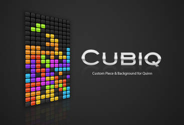 Cubiq - For Quinn by Murakumon