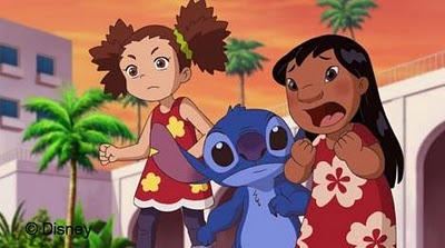 Keoni Lilo And Stitch