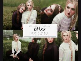 PSD #13 - bliss by Qyuri