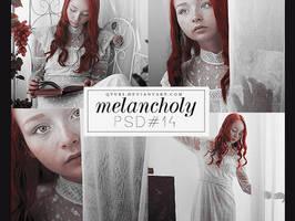 PSD #14 - melancholy by Qyuri