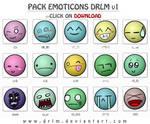 DRLM Emoticons Pack v1