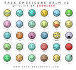 DRLM Emoticons Pack v2