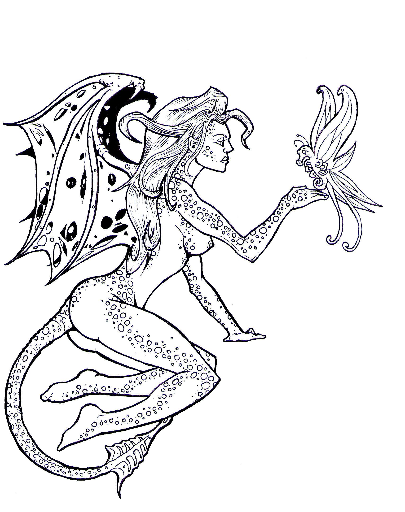 dragon fairy by greyfoxdie85 on deviantart