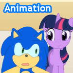 Sonic Crossoverception - Love and tolerance by DeannART