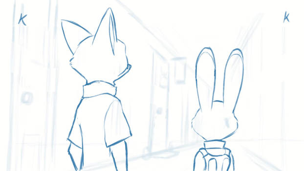 (WIP2) Zootopia 'Safe House'