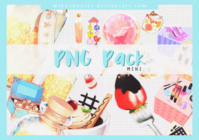 PNG Pack Mini [#2] by MikuShooter