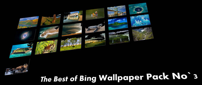The Best of Bing WP PACK No 3