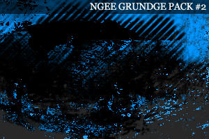 Grudge Brush Pack No.2 by NGEE by ngee