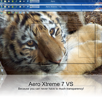 Aero Xtreme 7 VS for Windows 7 by IanITAInc