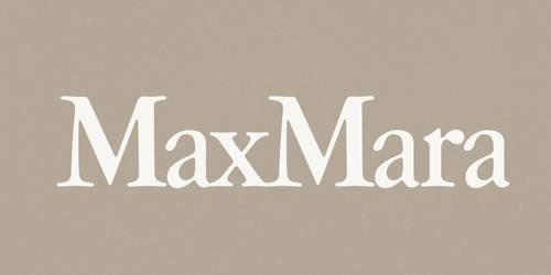 Max Mara Logotype presentation