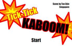 Tick Tick KABOOM by jumjum17