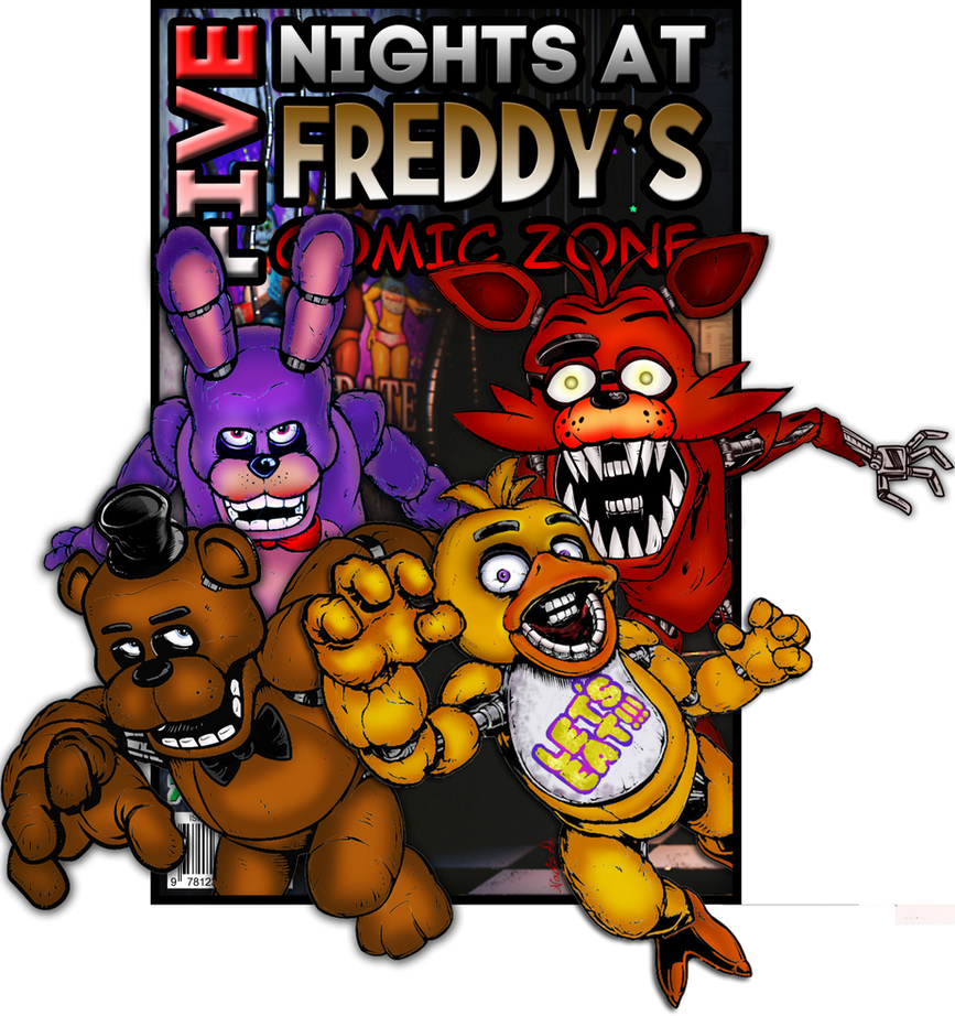 A Gorey Demise (FNAF x Animatronic!Reader) by SilverMints on