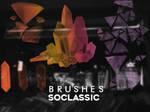 BRUSHES SOCLASSIC