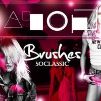 BRUSH PHOTOSHOP / SoClassic by SoClassic