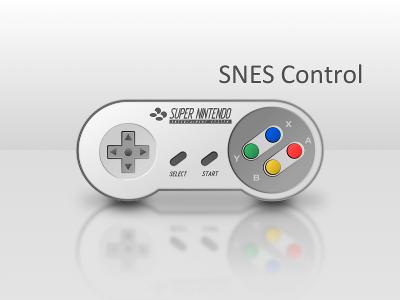 SNES Control by ilkka-yo