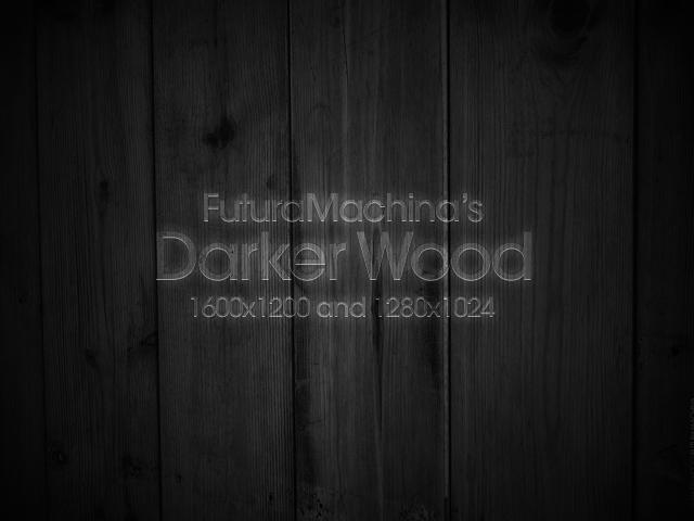 Darker Wood by PaulEnsane
