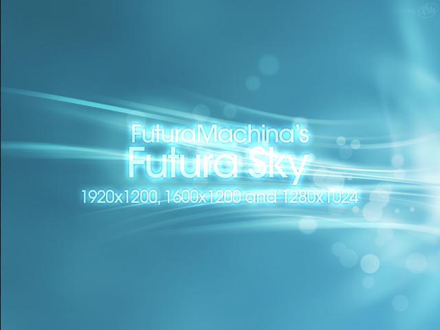 Futura: Sky by PaulEnsane