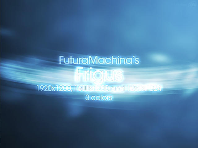 Futura: Frigus by PaulEnsane