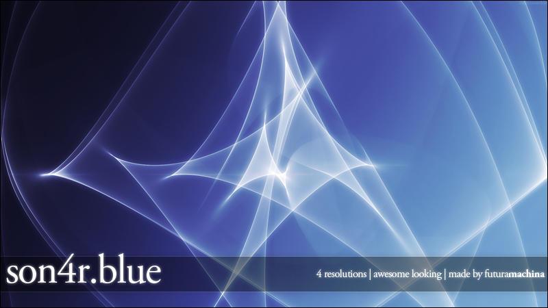 Son4r.Blue by PaulEnsane
