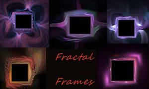 Fractal Frames for AlienLazer