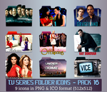 TV Series - Icon Pack 16