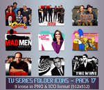 TV Series - Icon Pack 17