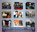 TV Series - Icon Pack 19