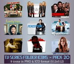 TV Series - Icon Pack 20
