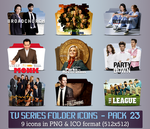 TV Series - Icon Pack 23