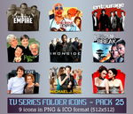 TV Series - Icon Pack 25