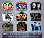 TV Series - Icon Pack 27
