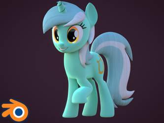 [Blender Release] Lyra Heartstrings