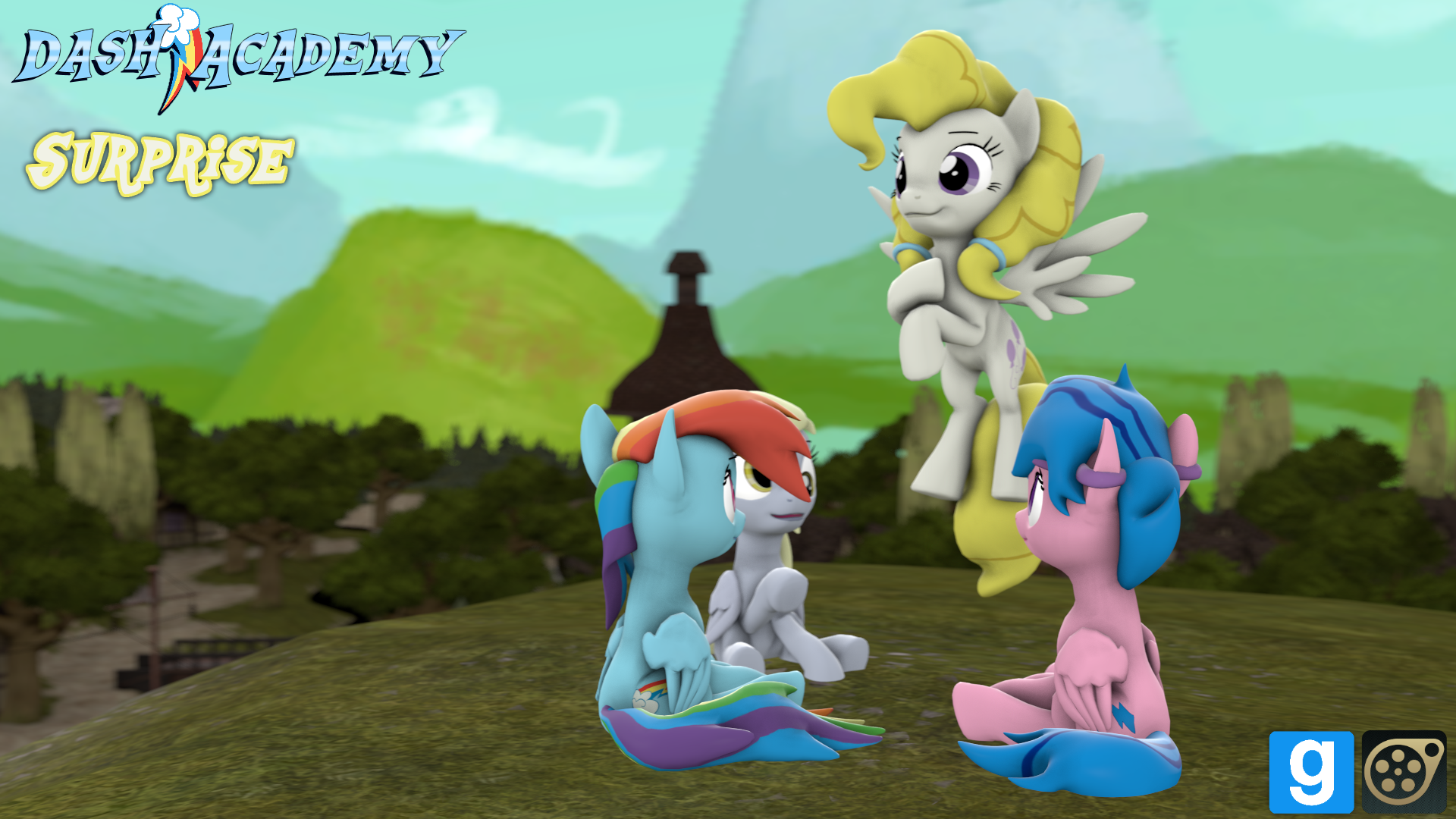 [DL] Surprise [Dash Academy] by MythicSpeed