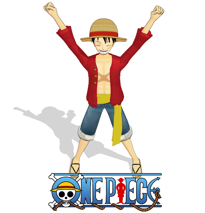 Monkey D Luffy Pictures Free Download: MMD Monkey D. Luffy [DL Model + Pose] By Roze11san On