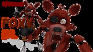 MMD Foxy FNAF [DL]