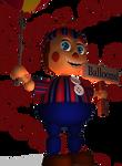 MMD Balloon Boy [DL]